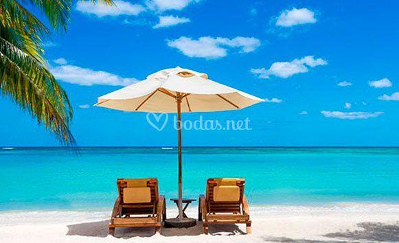 El caribe es sinónimo de relax