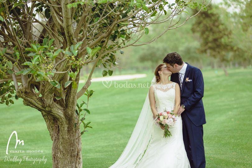 Posados día boda