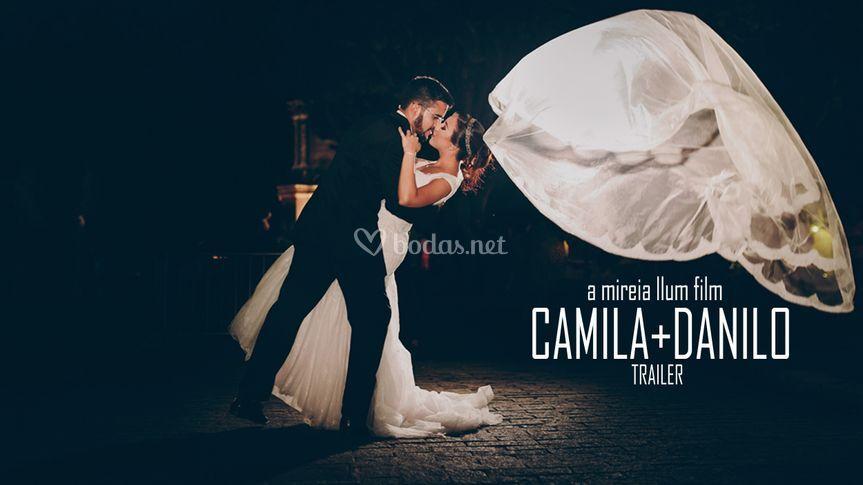 Camila + Danilo