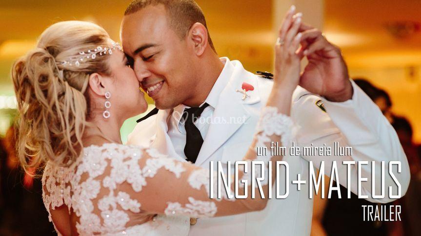 Ingrid + Mateus