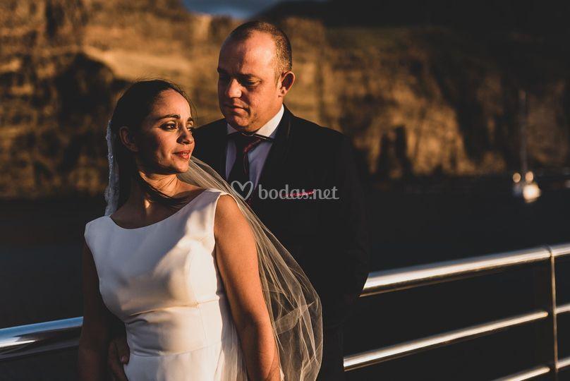 Rita y David