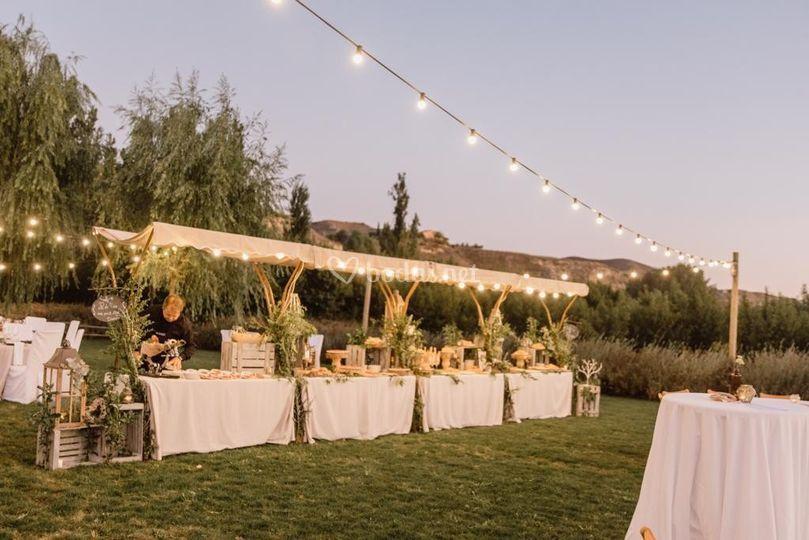 Catering de tu boda