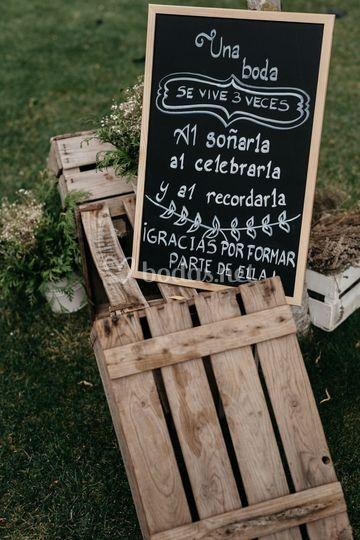 Así son nuestras bodas