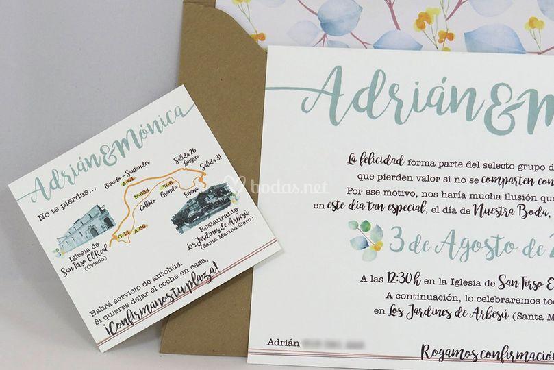 Invitación A&M