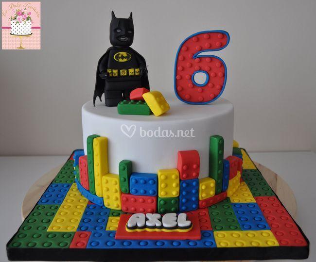 Tarta de Lego