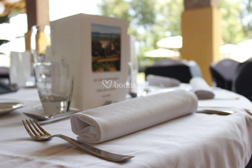 Servicio de catering en bodas