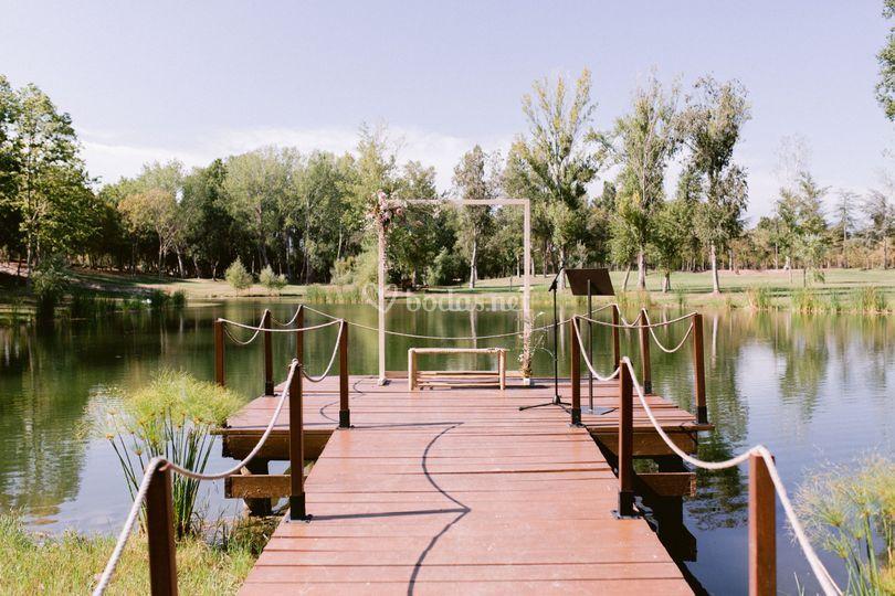 Lago Farinera (Kissandchips)