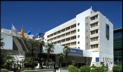 Hotel Novotel Madrid Campo de Las Naciones 1