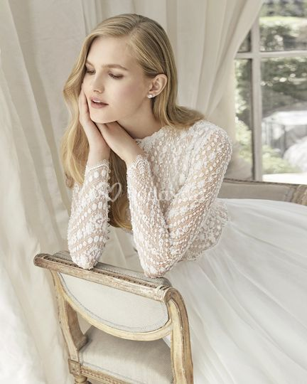 Rosa Clará Couture Collection 2019 - 31123 Manchester