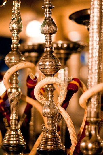 Cachimbas Luxury