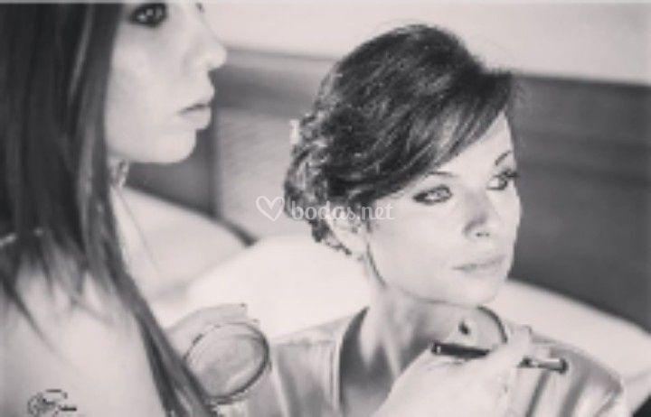 Tania Celestial Makeup