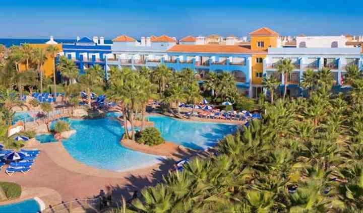 Hotel para bodas Cádiz