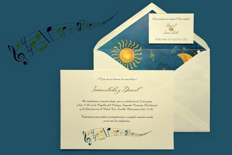 Invitación para músicos