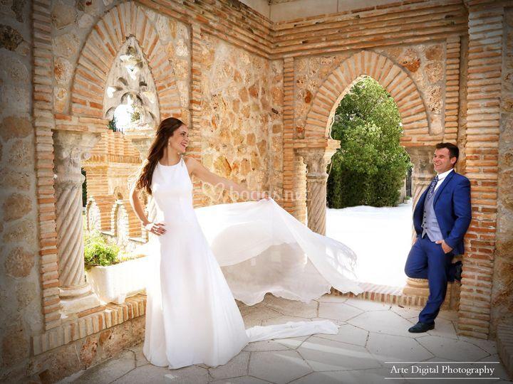 Carlos y Mari Presen