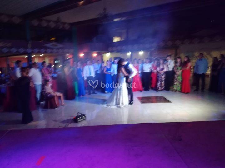 Baile de Juanfri y Coraima