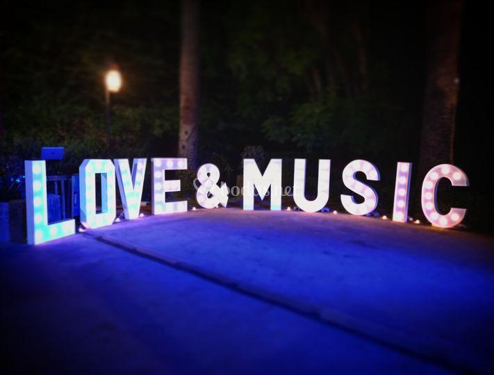 Love & music