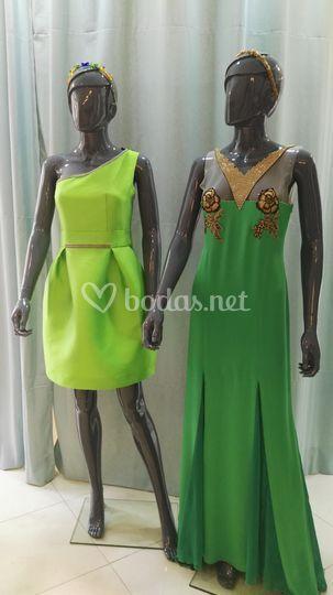Vestidos de invitadas
