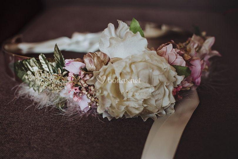 Complemento de novia