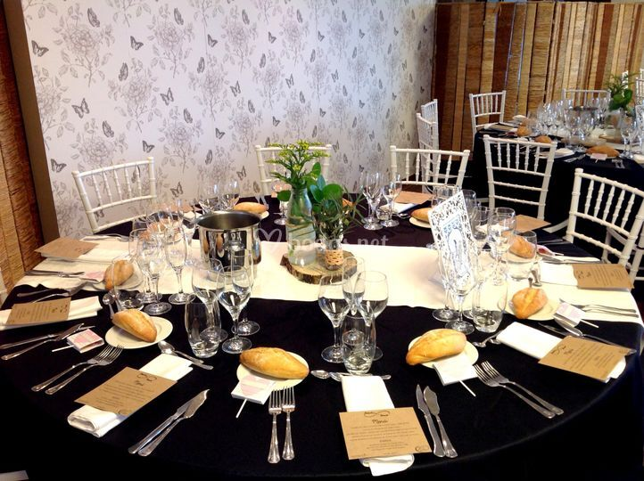 Mesa de invitados
