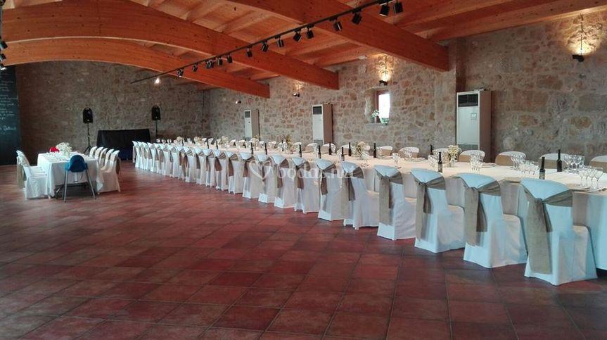 Sala para realizar eventos