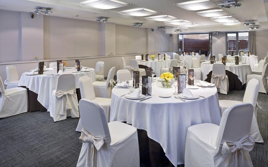 Banquete en Ribera