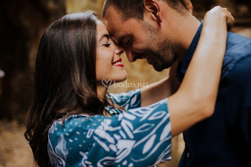 Sergio y Clara