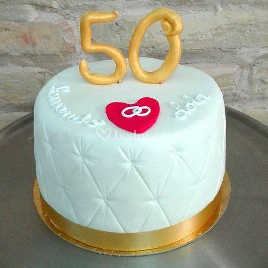 Tarta 50