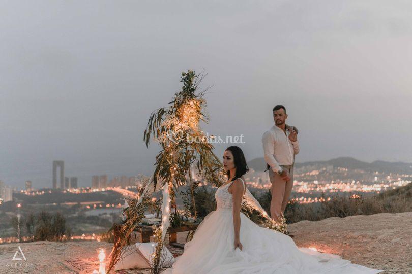 Post boda Cesar & Dina