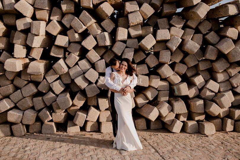Juan y Almudena postboda