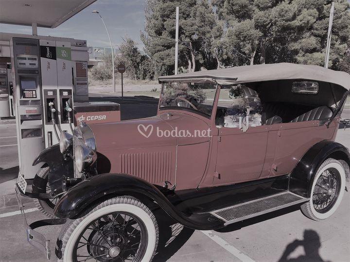 Ford A de 1928