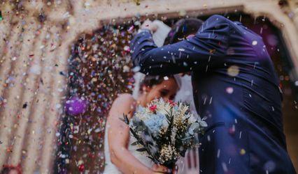La boda de Erika y Alef