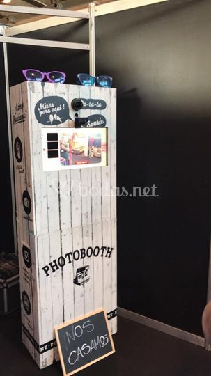 Máquina de fotomatón