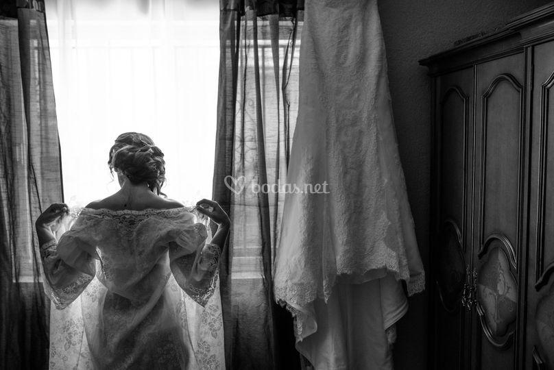Desvistiendo la novia