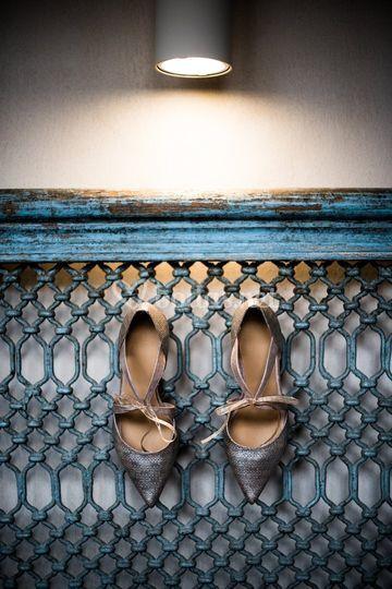 Zapatos luz