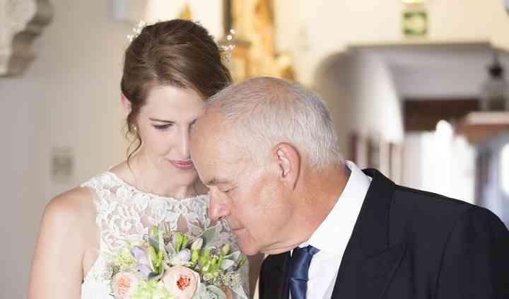 Papá de la novia