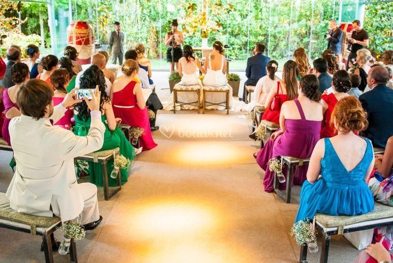 Ceremonia boda L&D