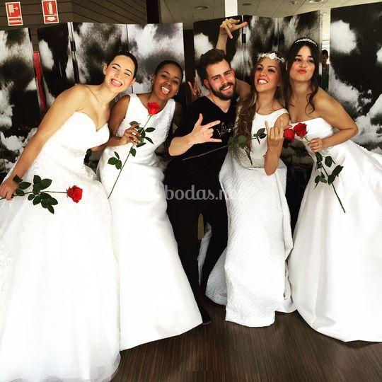 Desfile de novias 2016