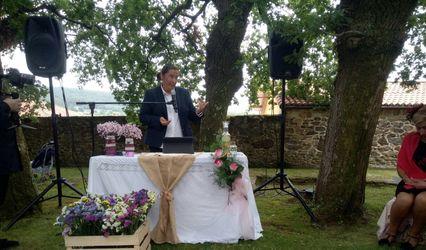 Salome Beiroa - Maestro de Ceremonias