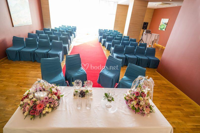 Sala Ceremonia