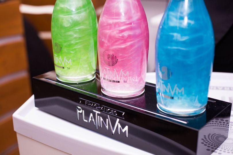 Botellas que seducen