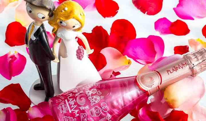 Diseño especial wedding 375 ml