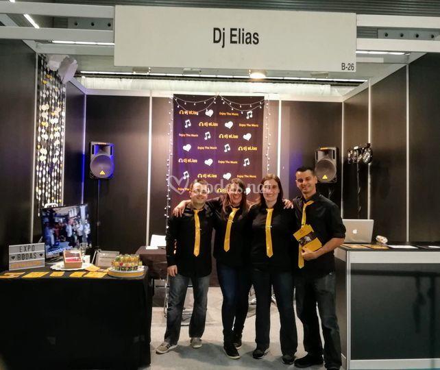 Equipo en Expobodas