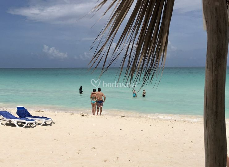 Playas de Caribe
