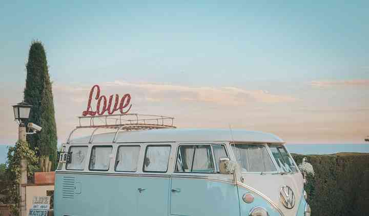 Kombi with Love - Fotomatón