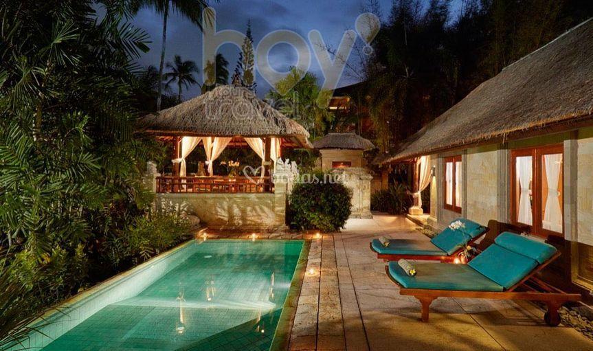 Villa Nupcial, Bali
