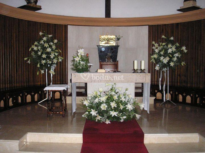 Decoración de ceremonias