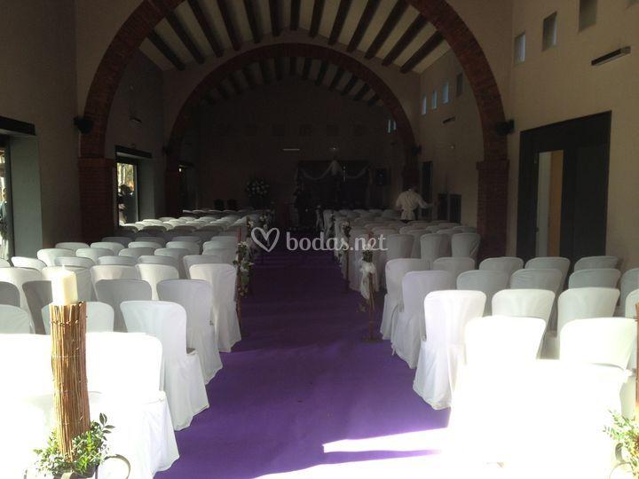 Cerimònia interior