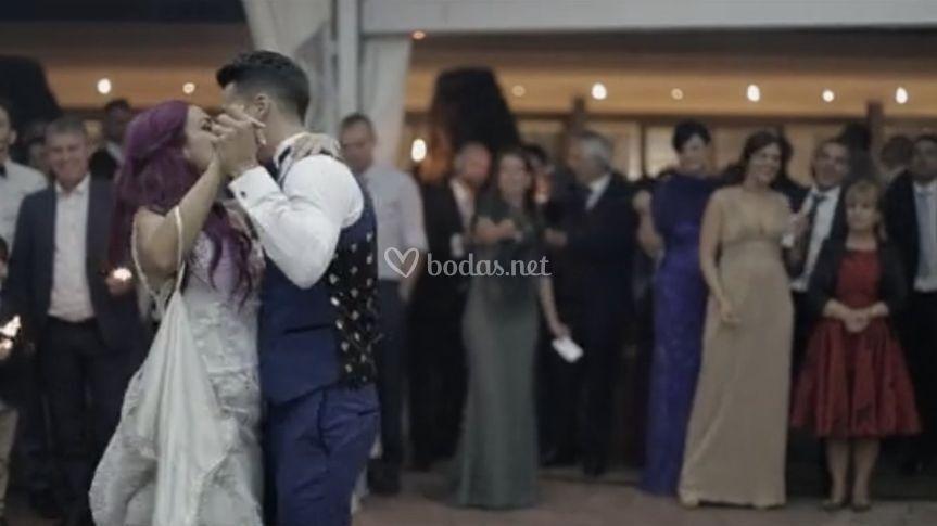 Baile vídeo
