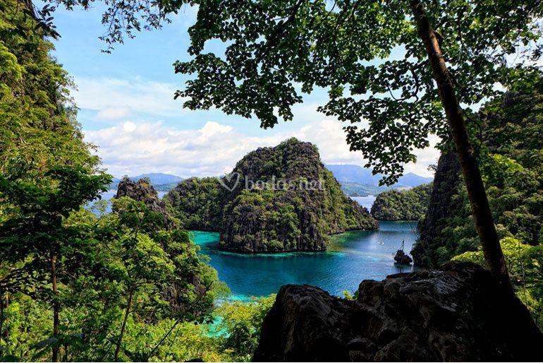 Coron Island, Filipinas