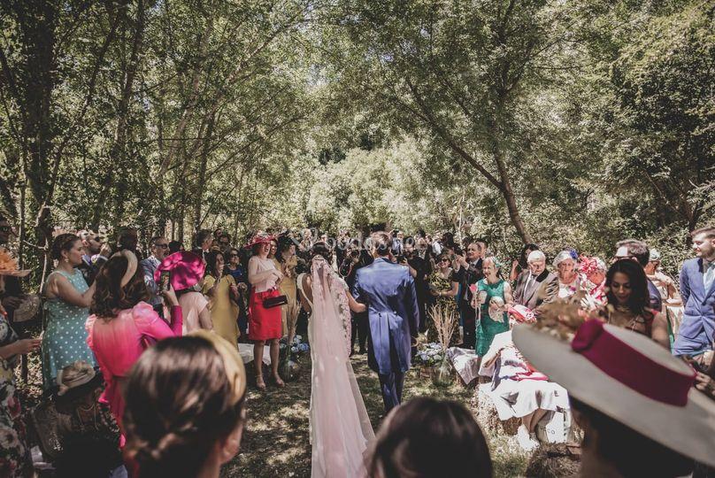 Ceremonia molinos